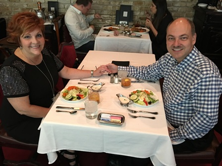 2016 Anniversary at Berns Steakhouse